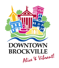 Downtown Brockville Logo