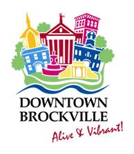 Downtown Brockville Logo